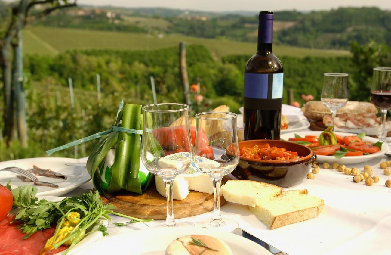 Средиземноморская диета испания